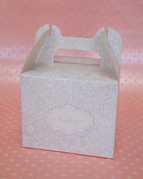 Krabička 11,5cm x 11,5cm x 9,5cm - 1 ks - Obrázok č. 1