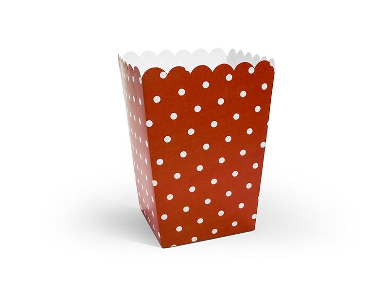 Krabička otvorená 7,5cm x 7,5cm x 12,5cm - Obrázok č. 1