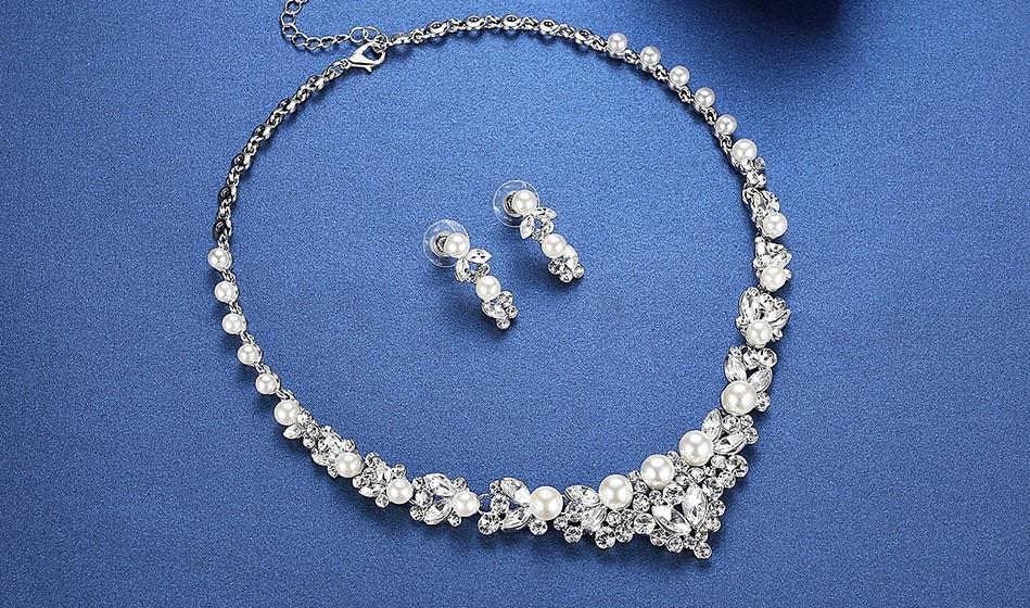 Set - náušnice a náhrdelník - Obrázok č. 2