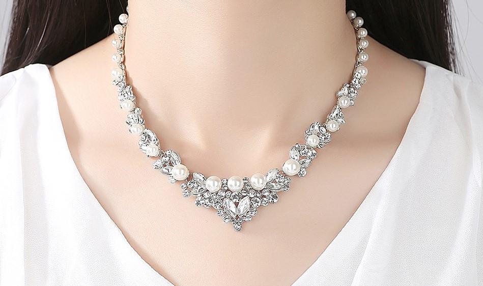 Set - náušnice a náhrdelník - Obrázok č. 3