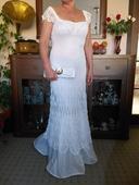 Ručně háčkované svatební šaty, 38