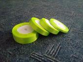 Jablíčkově zelené stuhy,