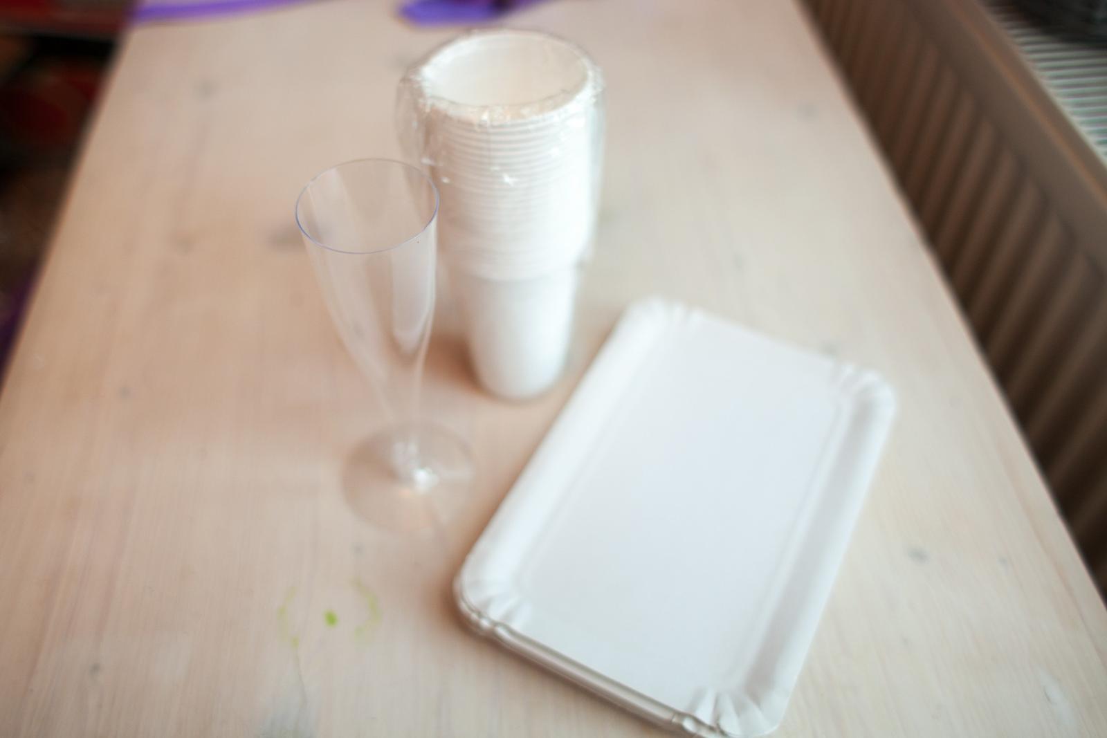 Kelímky plastové - Obrázek č. 1