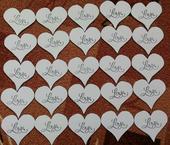 Srdce LOVE,