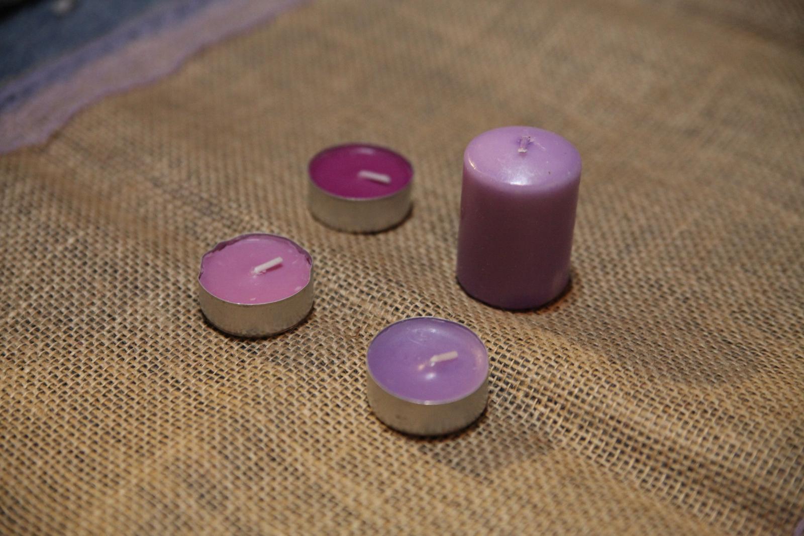 Svíčky - Obrázek č. 1