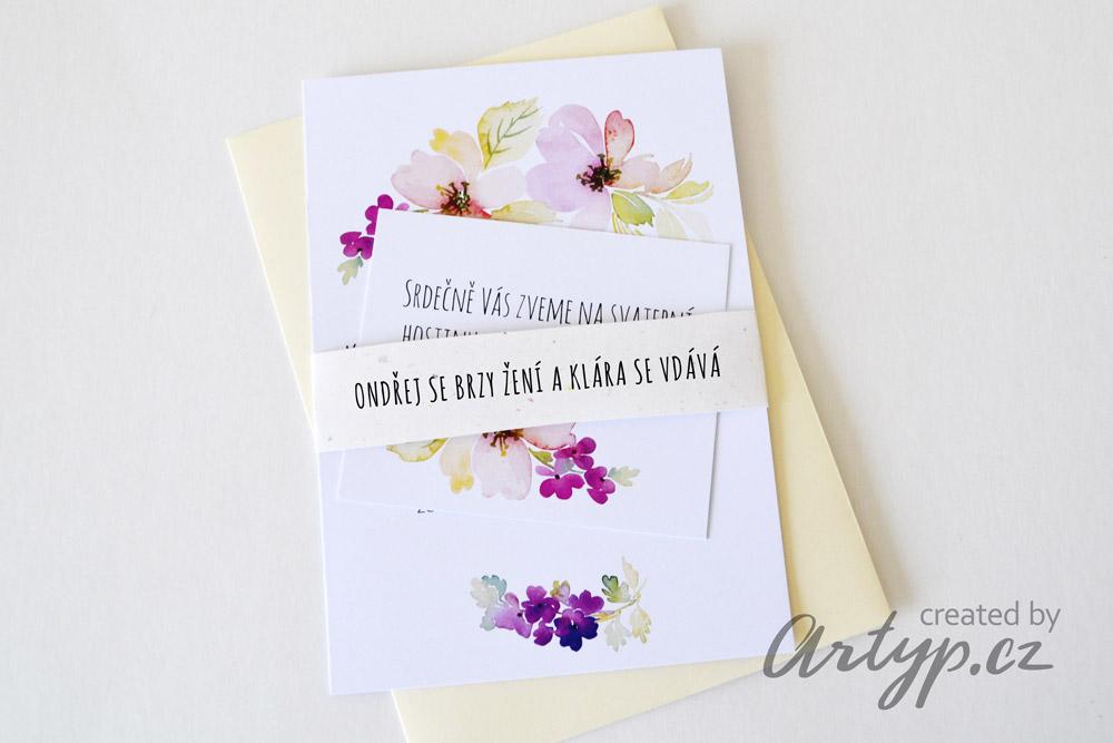 DIY – Jak vylepšit svatební oznámení - Obrázek č. 7
