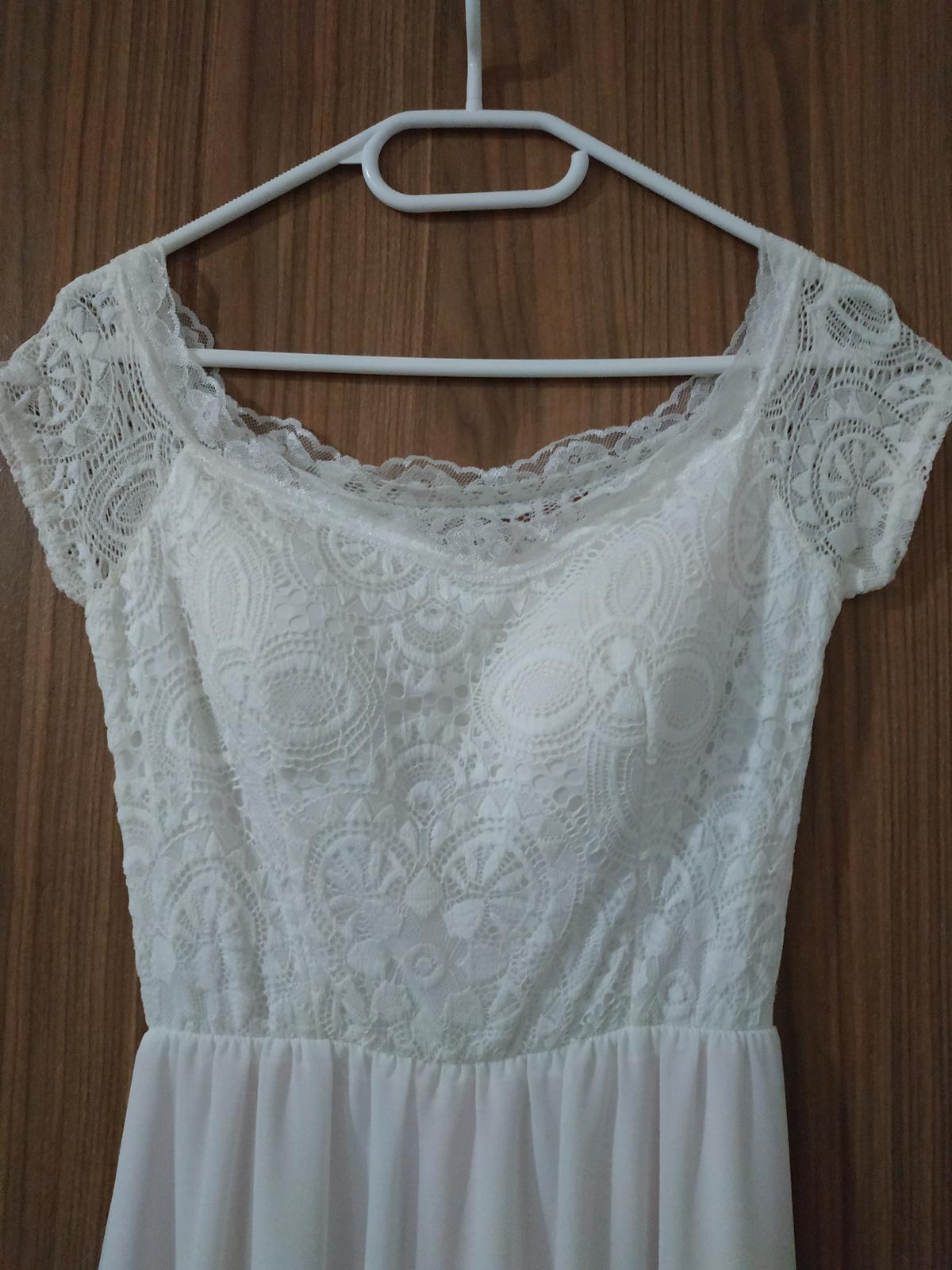 Krajkové šaty  - Obrázek č. 2
