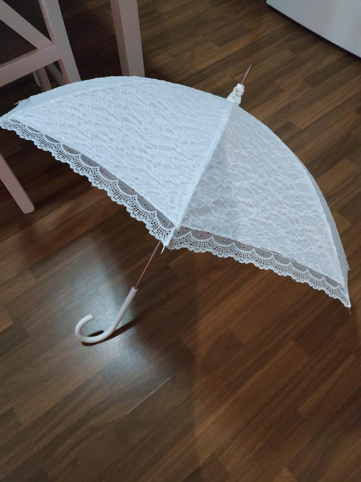 Krajkový deštník - Obrázek č. 2