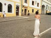 Boho svatební šaty , 34