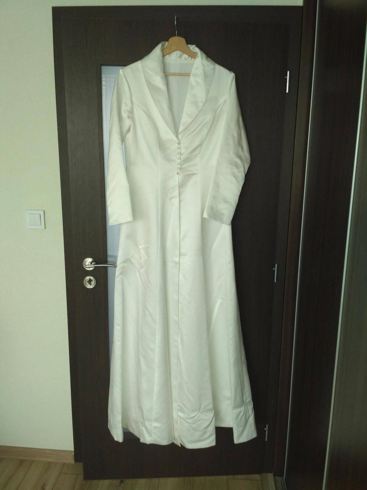 kabát pre nevestu - Obrázok č. 1