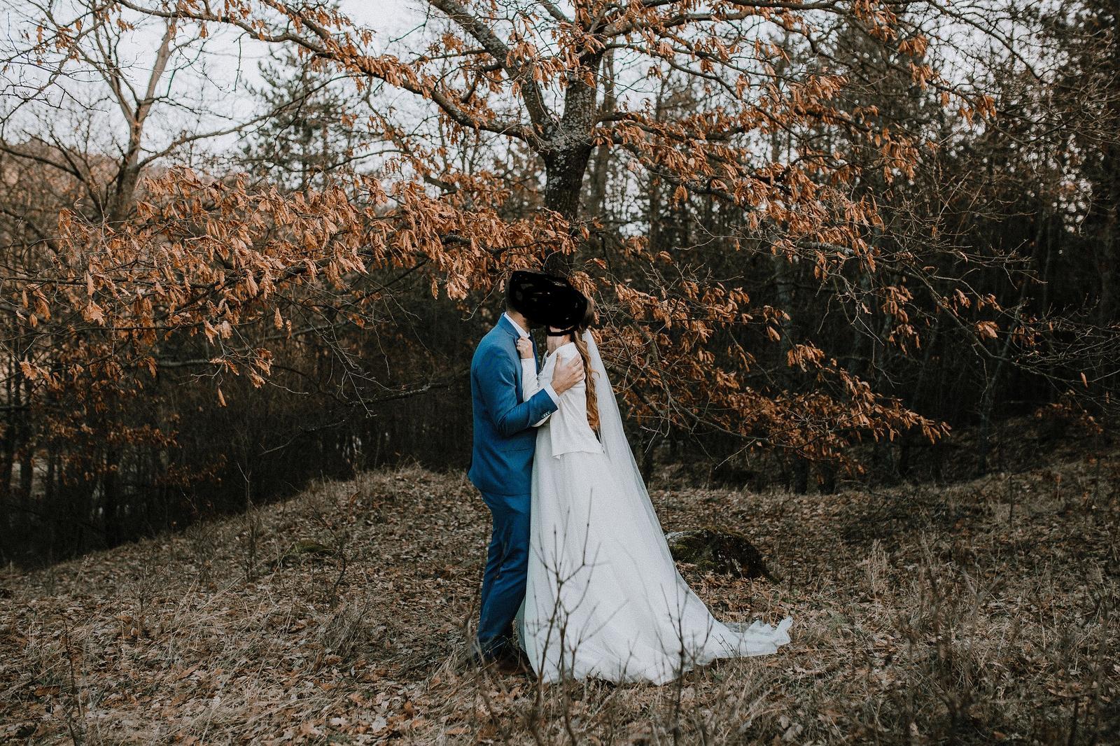 Svadobné šaty na šnúrovanie - Obrázok č. 1