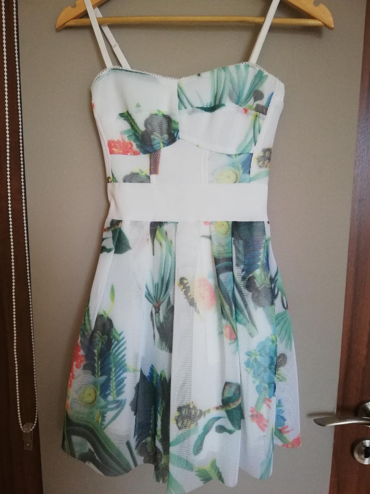 Spoločenské šaty FOGGI - Obrázok č. 1