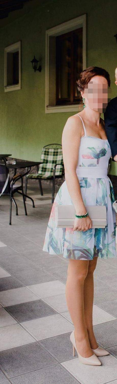 Spoločenské šaty FOGGI - Obrázok č. 2