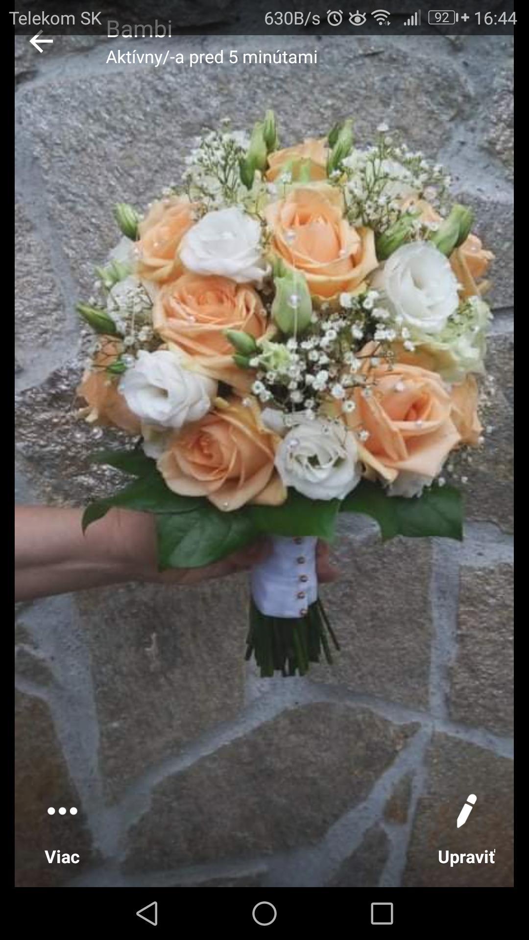 výzdoba, kvety, vázy - Obrázok č. 15
