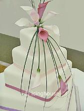 Náš dort,jenbude jiná ozdoba a barvy
