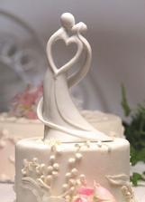 Ozdůbka na dort,bude z marcipánu