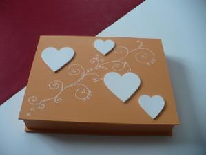 Naše krabička na přání a finanční dary