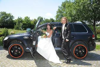 Naše krásné auto