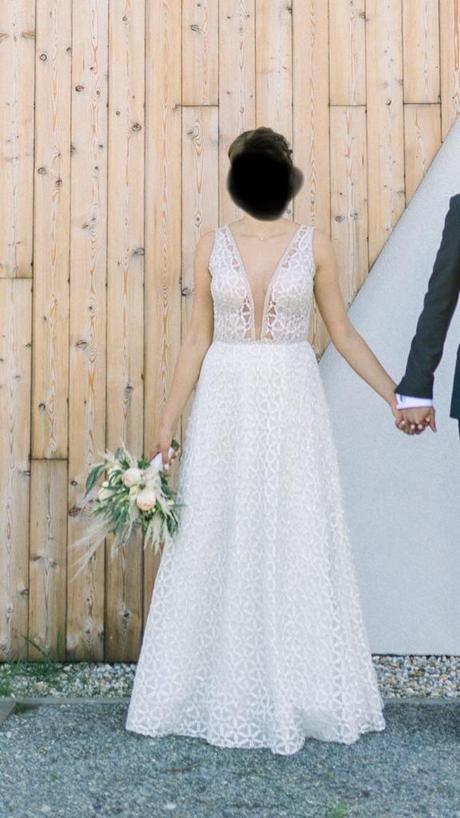Svadobné šaty LUCE SPOSA - Obrázok č. 1