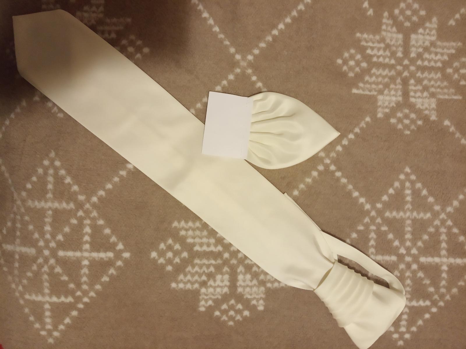 Kravata pre ženícha - Obrázok č. 1