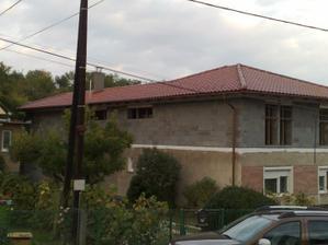 strecha hotová
