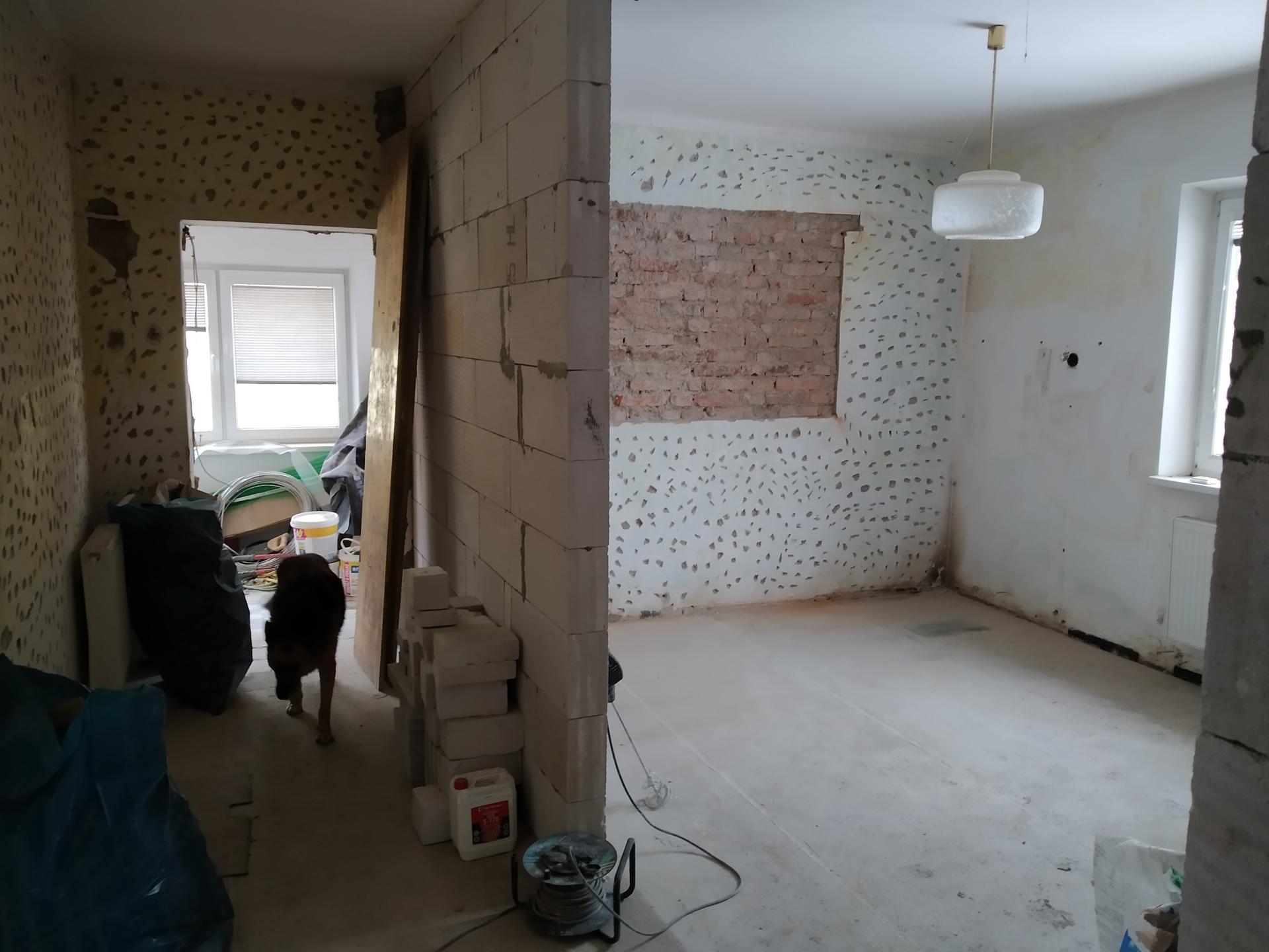 Rekonštrukcia domu - Obrázok č. 37
