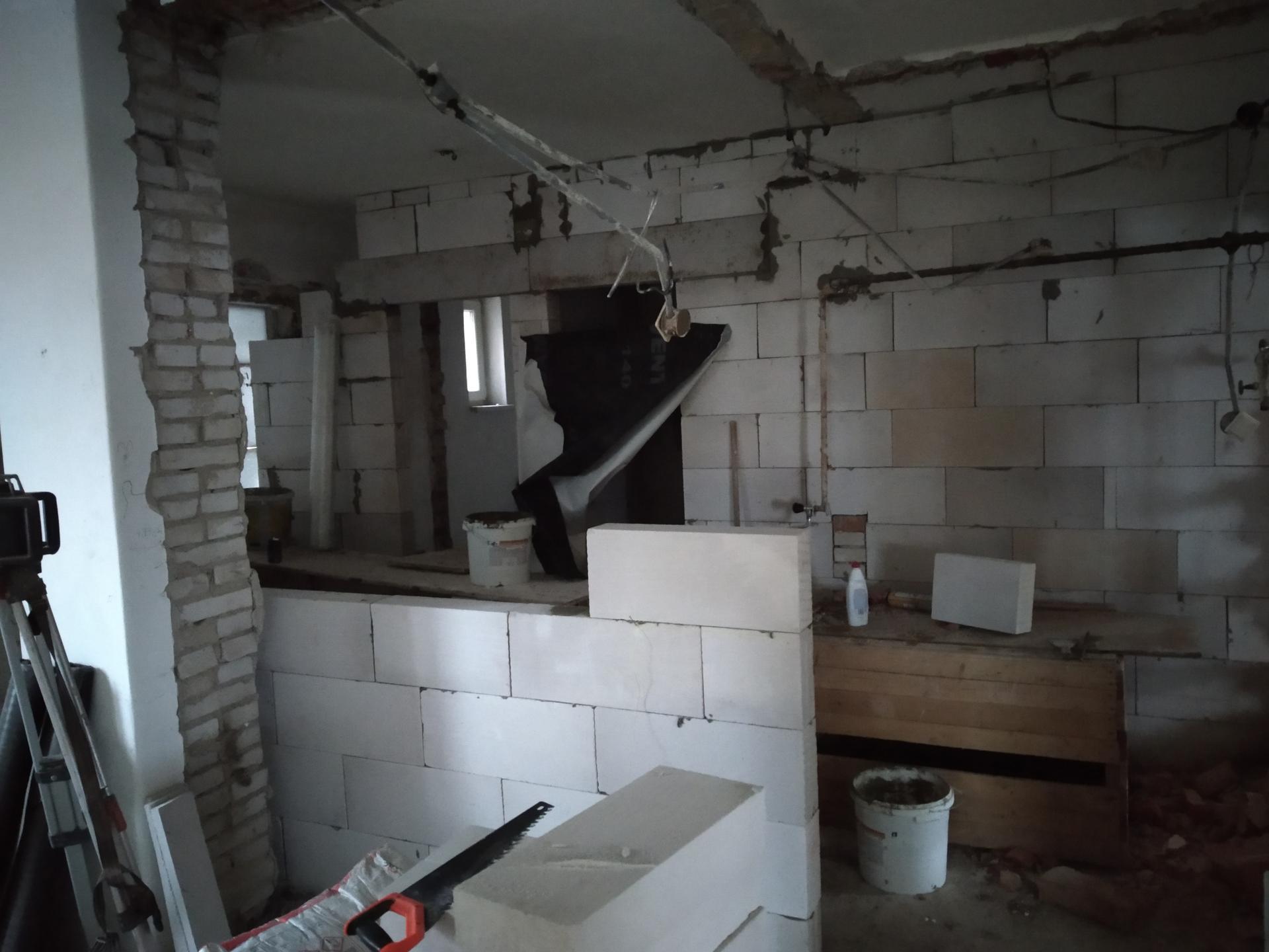 Rekonštrukcia domu - Obrázok č. 34