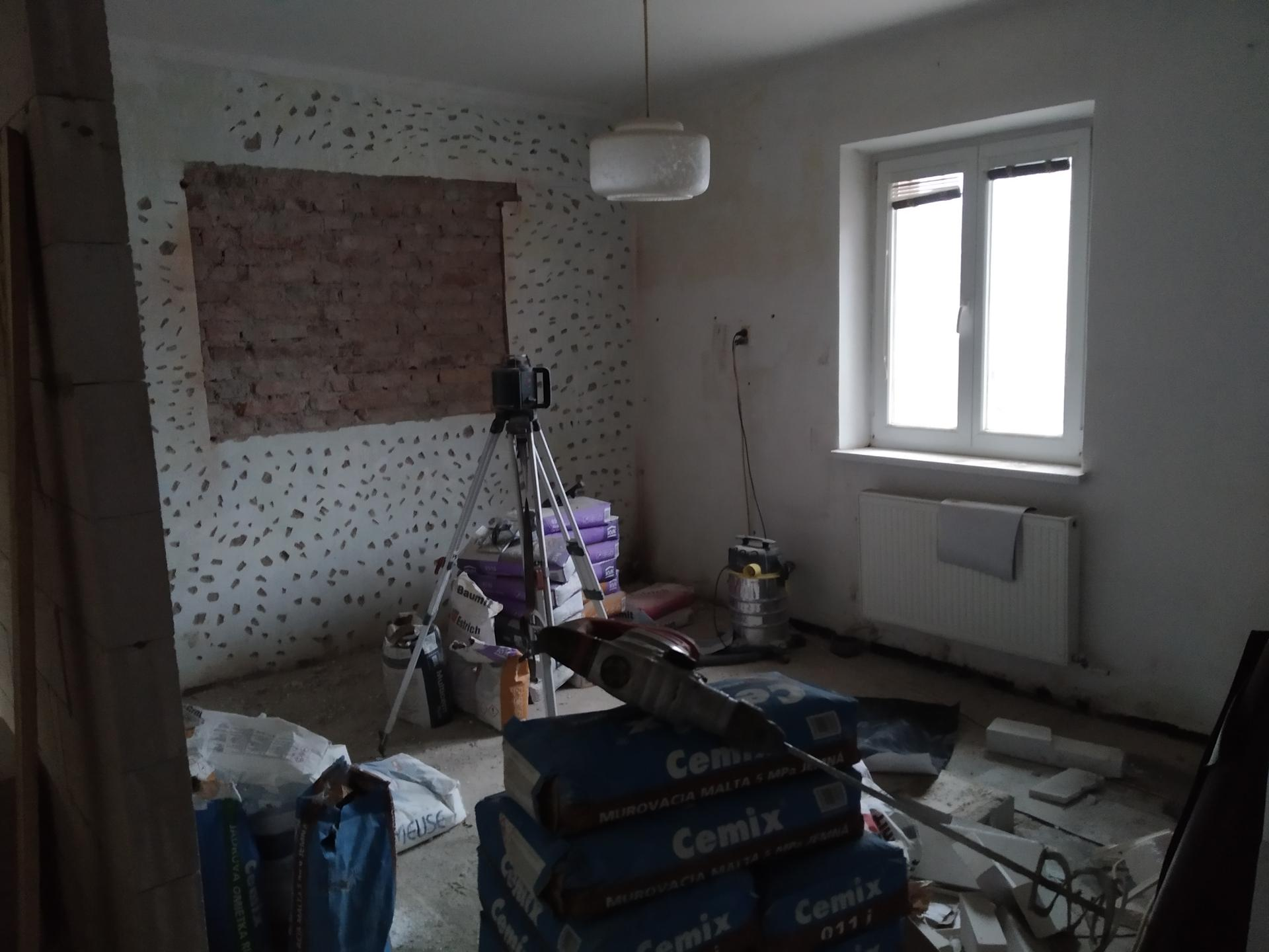Rekonštrukcia domu - Obrázok č. 35