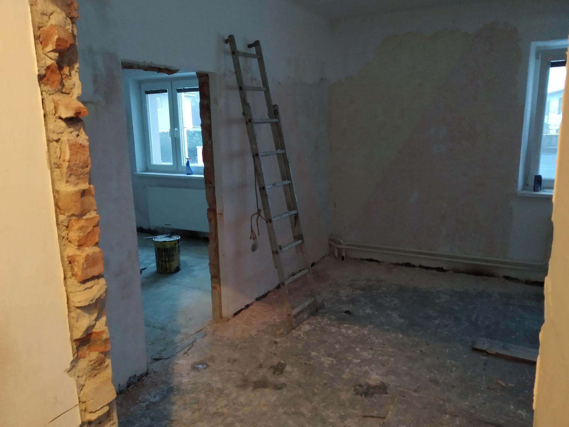 Rekonštrukcia domu - Obrázok č. 23