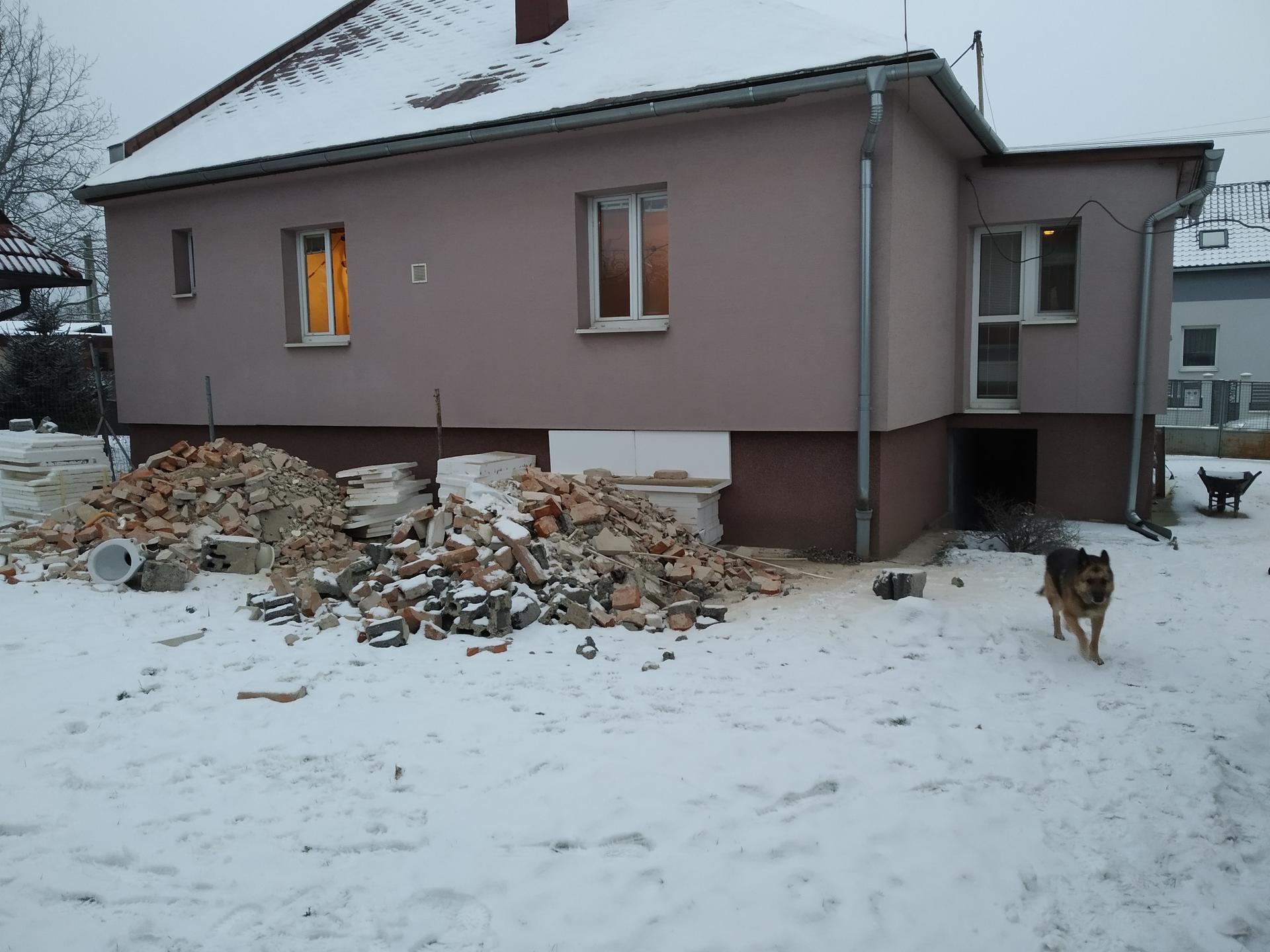 Rekonštrukcia domu - Obrázok č. 24