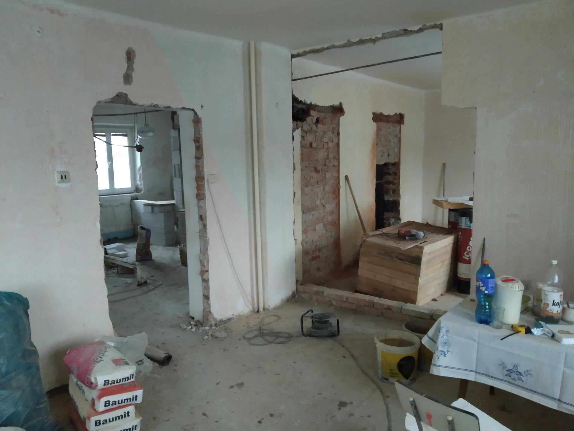 Rekonštrukcia domu - Obrázok č. 31