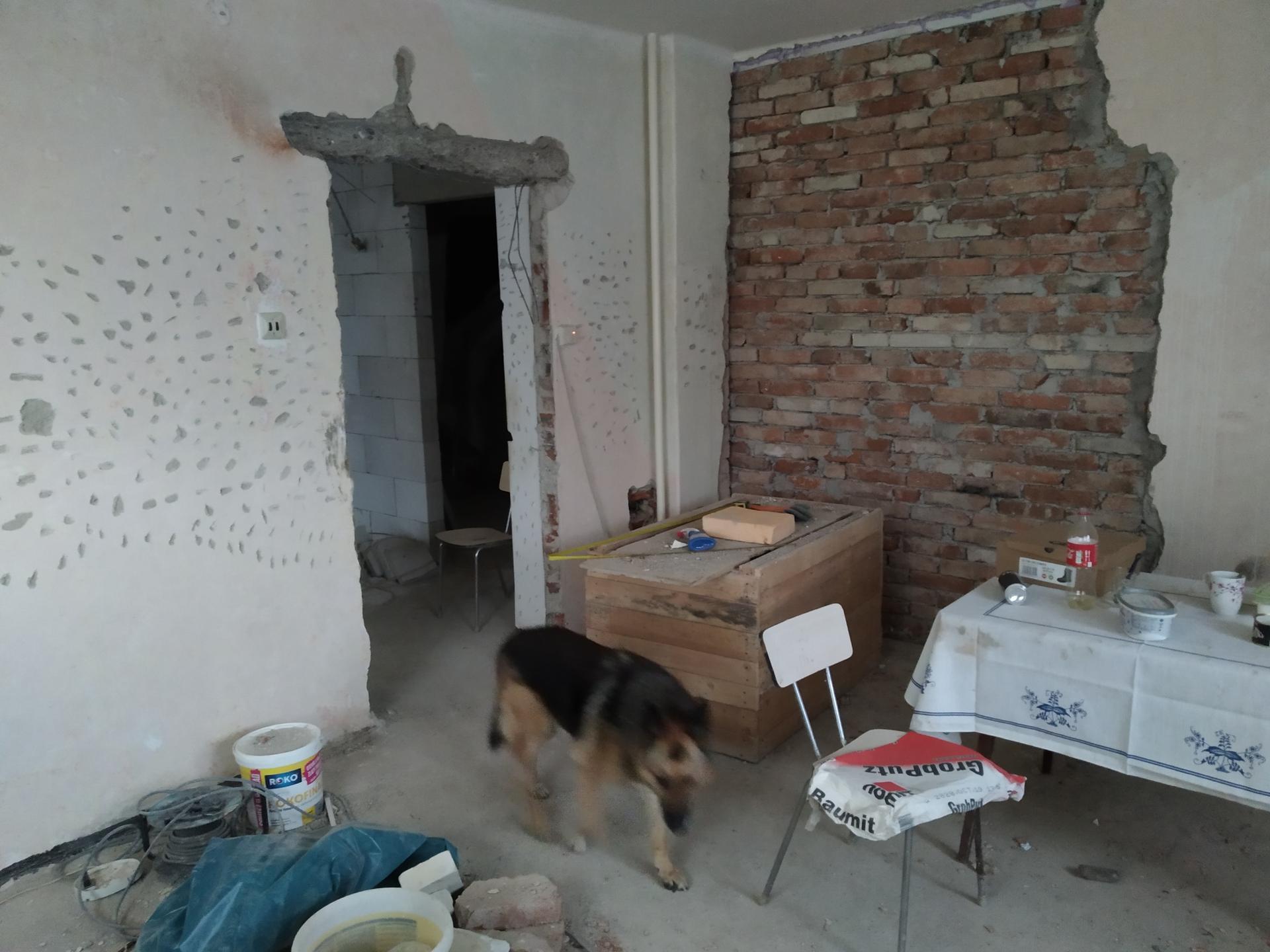 Rekonštrukcia domu - Obrázok č. 36