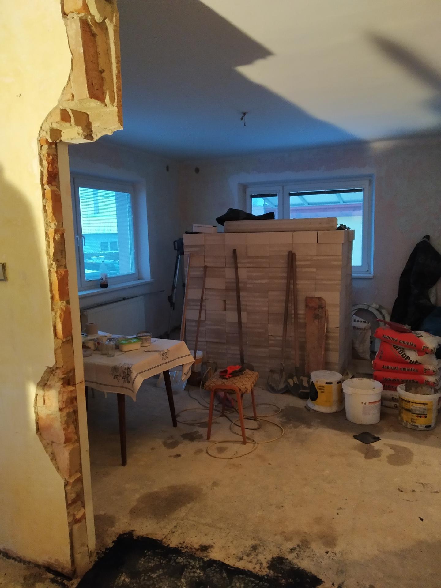 Rekonštrukcia domu - Obrázok č. 27
