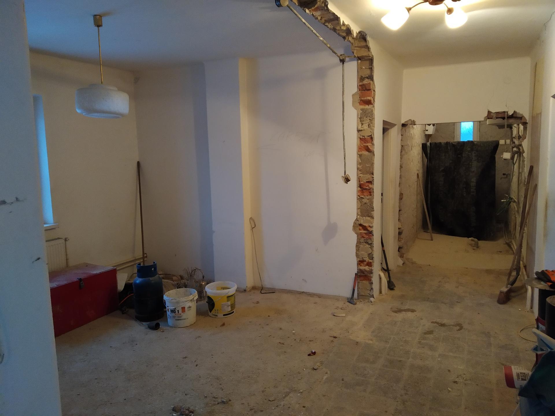 Rekonštrukcia domu - Obrázok č. 21