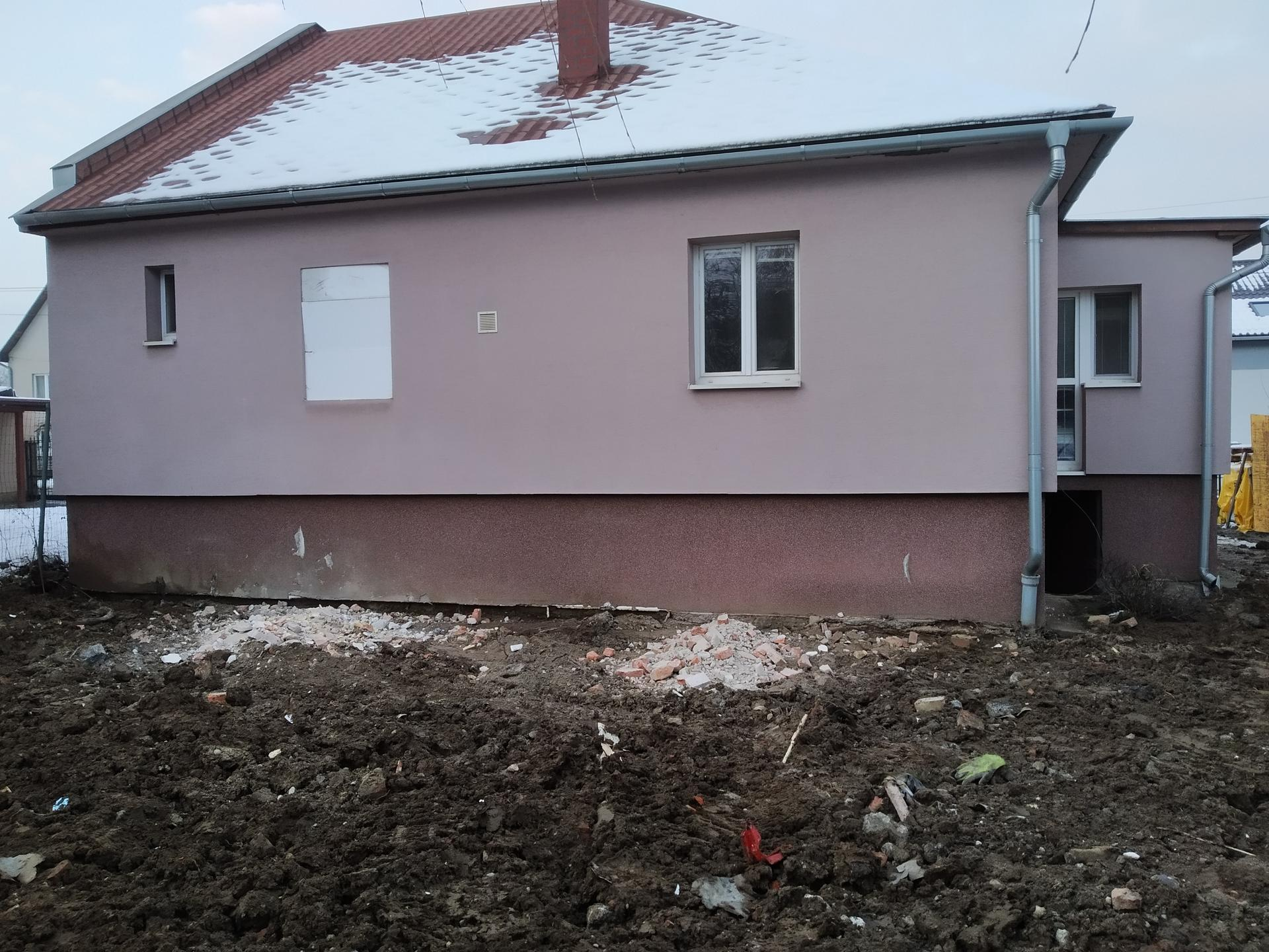 Rekonštrukcia domu - Obrázok č. 32