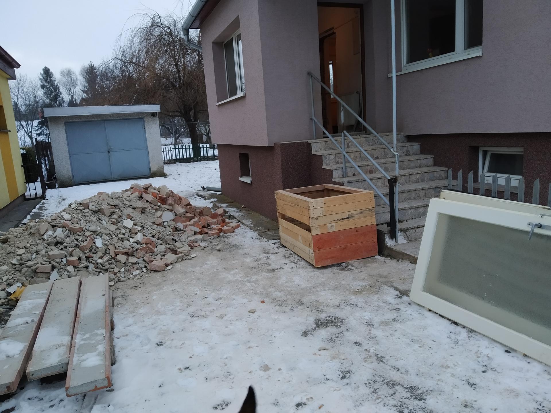 Rekonštrukcia domu - Obrázok č. 20