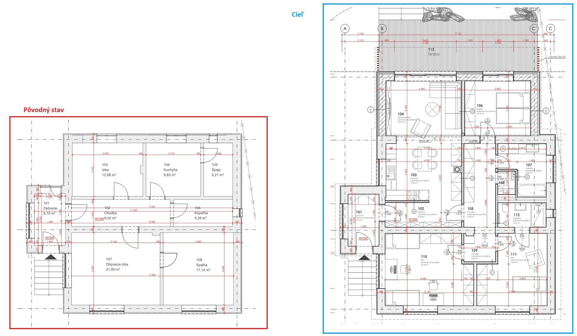 Rekonštrukcia domu - Obrázok č. 48