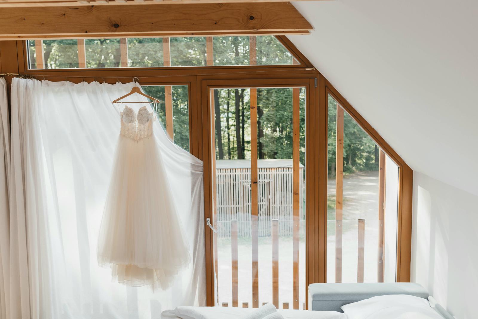 Svatební šaty - Belle Mariée Atelier - Obrázek č. 1