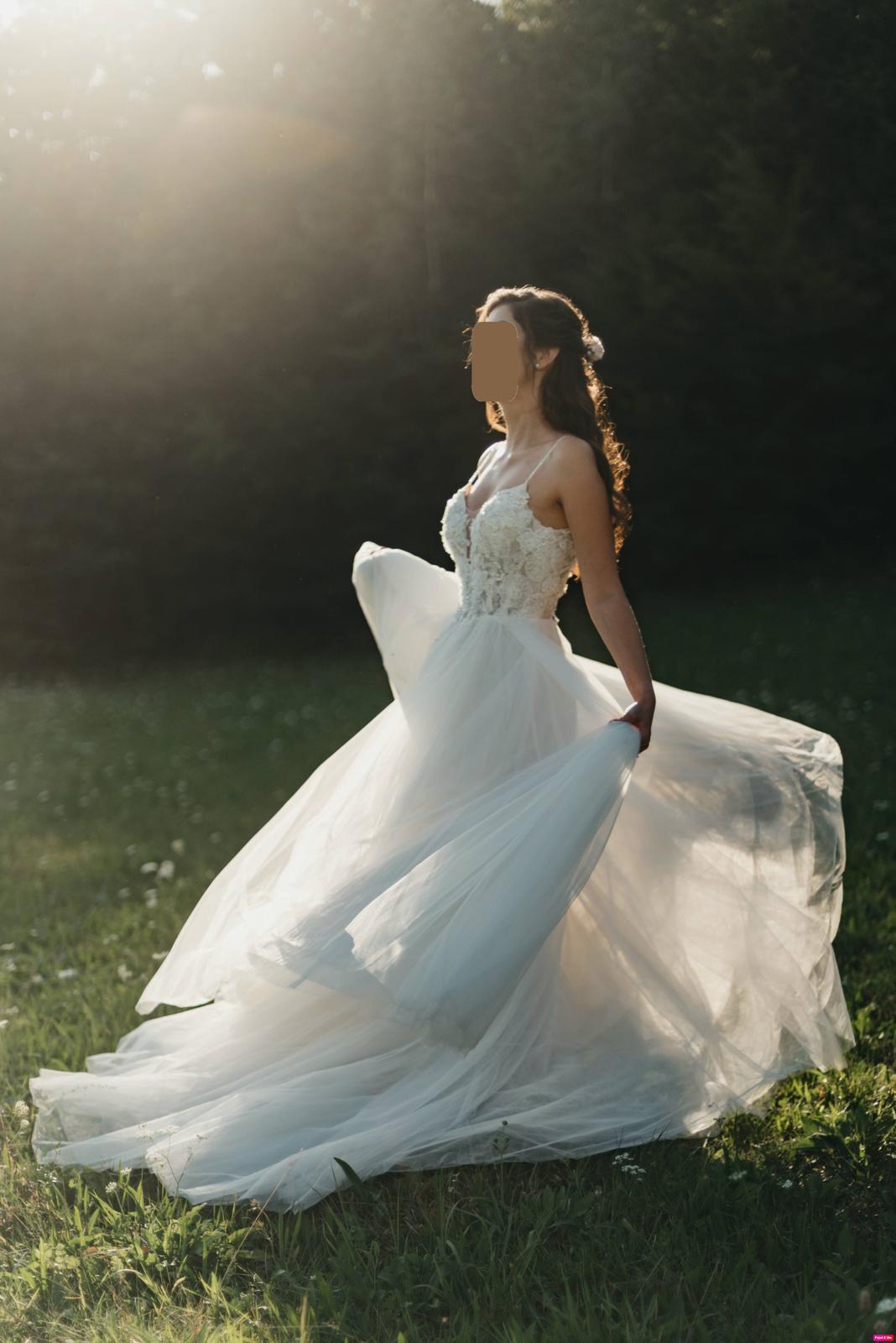 Svatební šaty - Belle Mariée Atelier - Obrázek č. 4