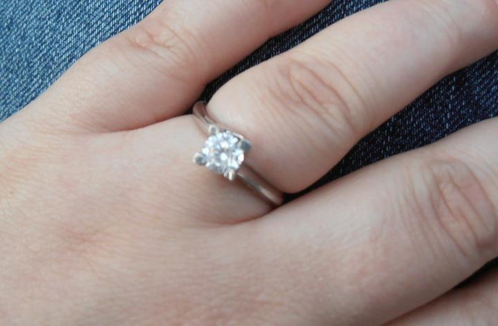 05.05.2012 - mmoj najkrajší prstienok.. :)