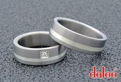 tyto prsteny se nám moc líbí