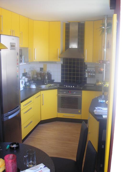Moja práca- nábytok na mieru - kuchyna