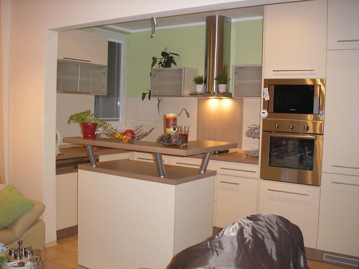 Moja práca- nábytok na mieru - kuchyna na mieru