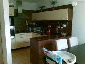 kuchyna po dokončení