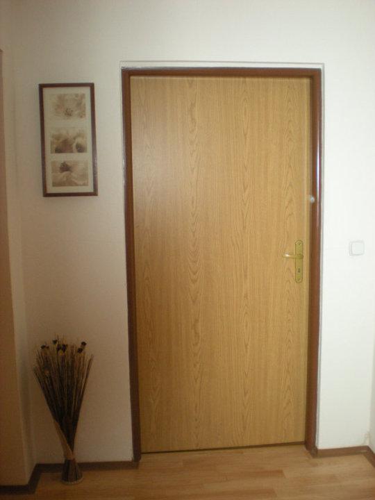 Pohľad od vchodových dverí