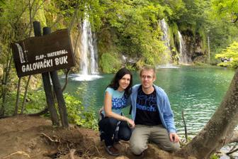 Dovolenka v Chorvátsku, august 2010.