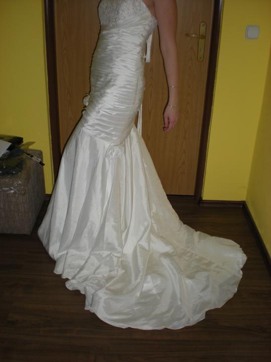 Šaty z ebayu....dosť mimo fotky :( - Obrázok č. 2