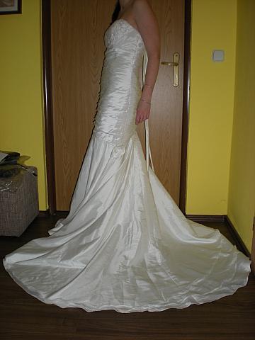 Šaty z ebayu....dosť mimo fotky :( - Obrázok č. 4