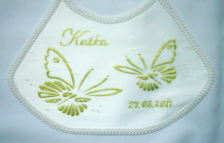 Katka a Maroš - prípravy - Krásne podbradníčky budeme mať :-)