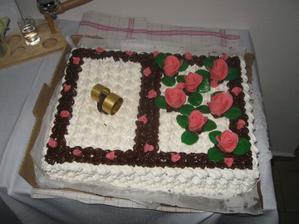 torta od Marošovej krstnej